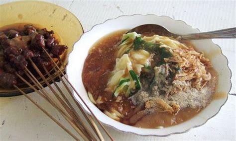 masakan mie   daerah  indonesia bodrex caem