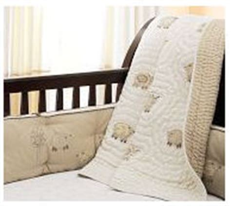 Sheep Baby Bedding by Baby Nursery