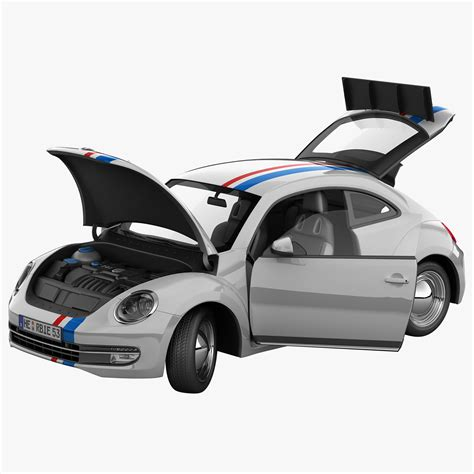 volkswagen beetle race car 3ds max volkswagen beetle 2012 race car