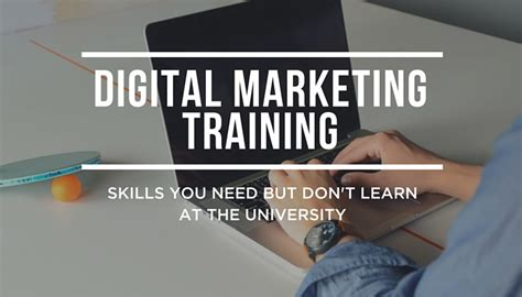 Courses On Digital Marketing by The Digital Marketing Your Doesn T
