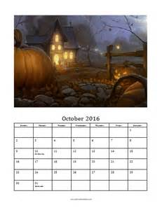 free photo calendar templates october 2016 photo calendar template free printable