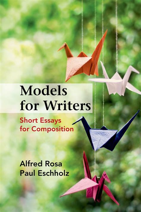 pattern for college writing 13th edition models for writers