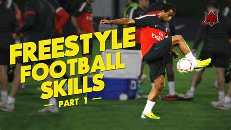skill football freestyle tutorial freestyle football skills warm up 2013 2014 pt 1 youtube