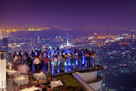 roof top bar in bangkok bangkok s 5 best rooftop bars international traveller