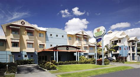 cairns accommodation best value motel hotel
