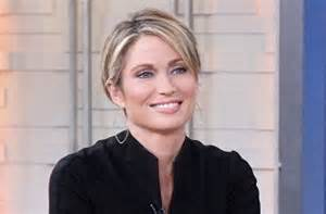 robach new hairstyle amy robach cut her hair to take control of cancer tvnewser