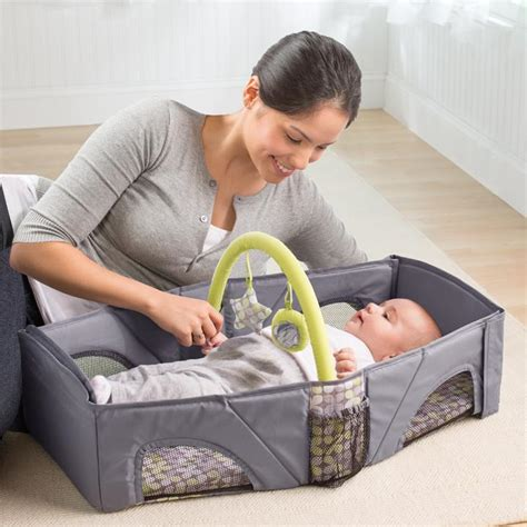 travel infant bed amazon com summer infant travel bed infant and toddler