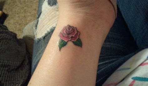 simple rose tattoo wrist tattoos tattoo designs tattoo pictures page 2