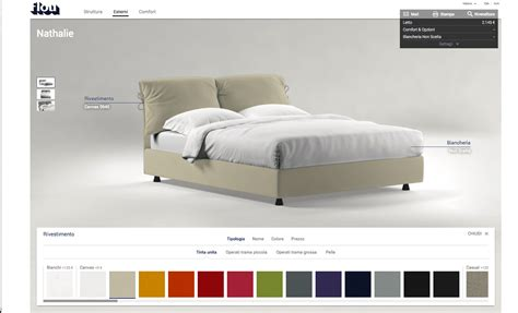 biancheria letto flou scegliere il letto con un configuratore cose di casa