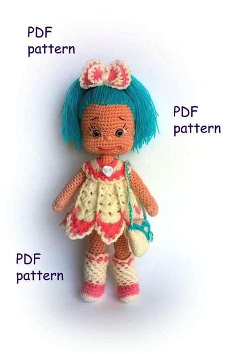 design doll full free pattern natasha pdf amigurumi crochet from
