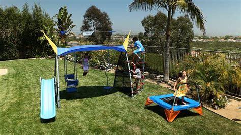 kids swing sets kmart swing sets find outdoor playsets for kids at kmart