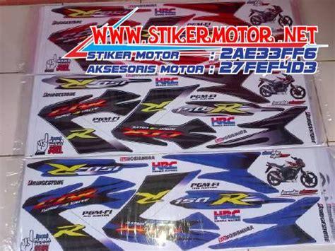Stiker Striping Yamaha X Ride Metal Mulisha Spec A stiker motor thailand stikermotor net part 7
