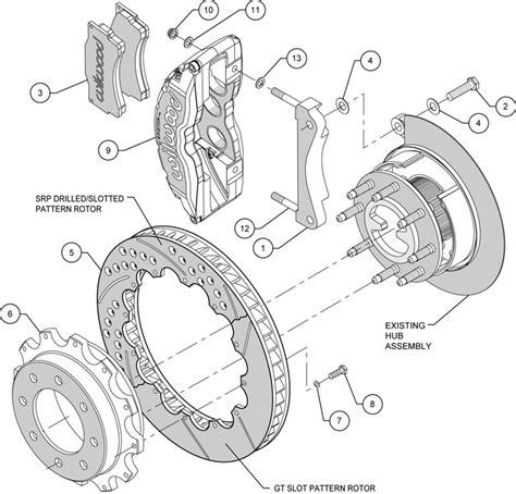 wilwood disc brake kithummer hchevy suburbanavalancheyukon xl  ebay