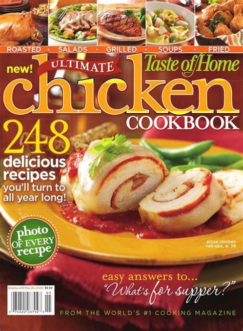 taste of home cookbook 2013 download taste of home chicken cookbook 2008 pdf magazine