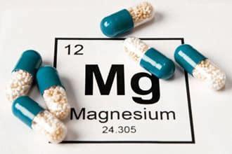 eccesso di magnesio supremo carenza di magnesio integratori di magnesio