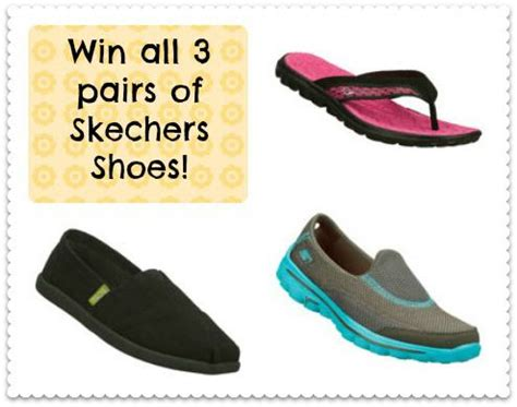 Skechers Giveaway - comfortable and fashionable spring and summer shoes from skechers giveaway