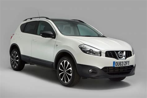 used nissan qashqai pictures auto express