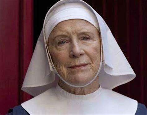 sister monica joan call  midwife photo