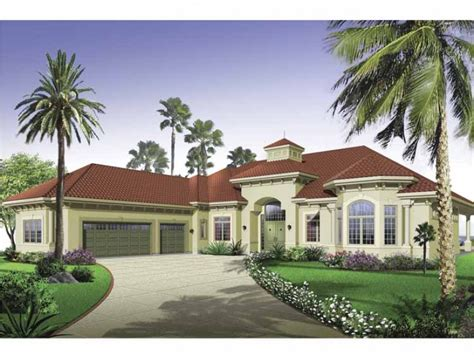Modern Mediterranean House Plans by Design Modern Mediterranean House Plans Modern House Design