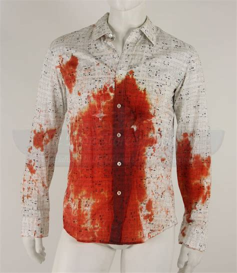 colin farrell 1 hit bloody shirt and jacket prop