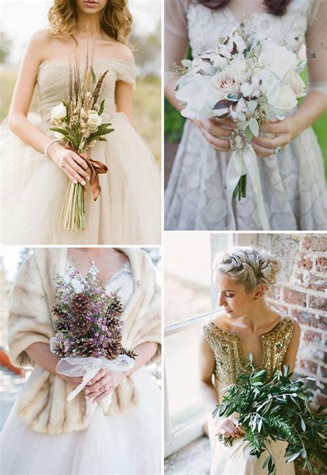 alternative wedding bouquets non floral bridal bouquets onefabday uk