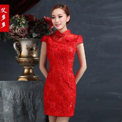 Beli 2 Satin Import Dress Murah cheongsam dress cantik import toko baju wanita