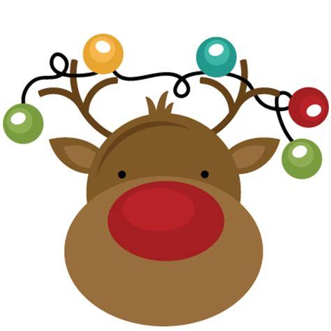 reindeer clip art christmas free clipart panda free