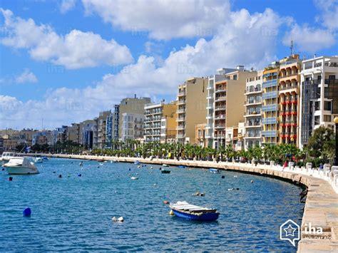 malta appartamento affitti appartamento sliema per vacanze con iha privati