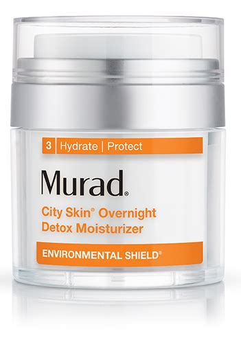 Murad Overnight Detox Moisturizer by 8 Skincare Products That Push The Limits Of Innovation