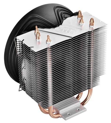 Deepcool Gammaxx 300r Cpu Cooler deepcool gammaxx 300 r cpu h螻t蜻ventil 225 tor