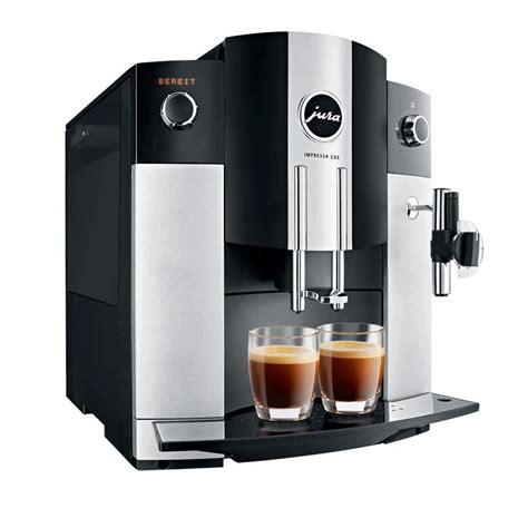 aanbieding jura koffiemachine jura impressa c65 espressomachine platina