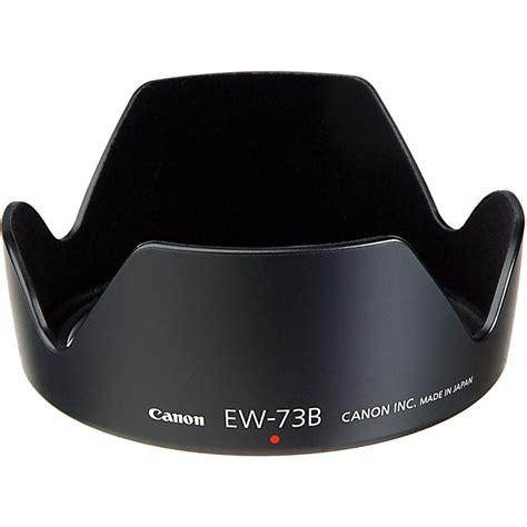 Canon Ew 73b Lens Hitam canon ew 73b lens 9823a001 b h photo