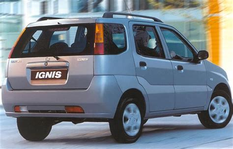 2003 Suzuki Ignis Review Suzuki Ignis 2003 Car Review Honest