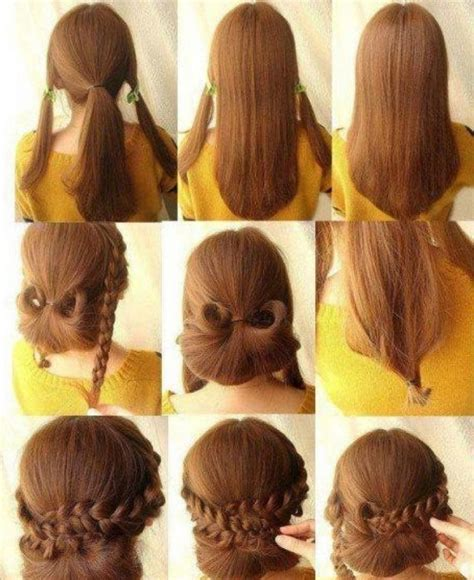 easy at home updo hairstyles long hairstyles updos easy hairstyles inspiration