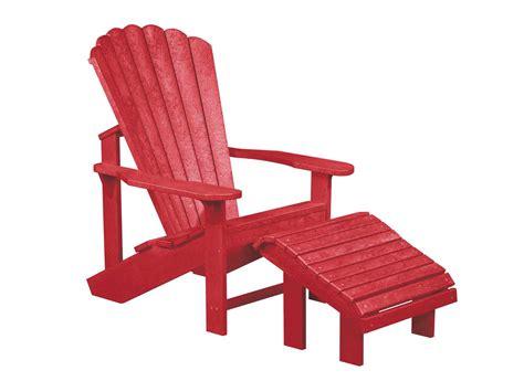 adirondack chair footstool plastic c r plastic generation recycled plastic adirondack chair