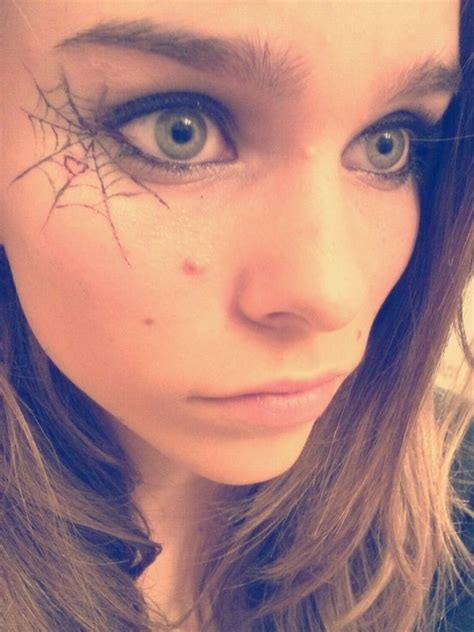 halloween spiderweb tattoos pictures to pin on pinterest