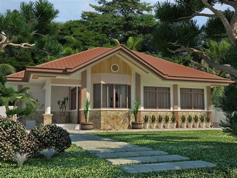 bungalow style house plans in the philippines residential house plan in the philippines home design