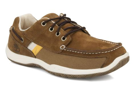 timberland sport shoes timberland earthkeepers sport boat shoe lace up shoes in