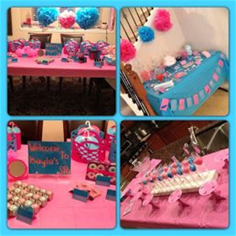 themes for a girl s 11th birthday party the simple life sparty birthday party for my 11 year
