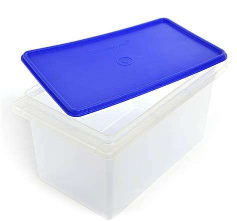 tupperware rice keeper 5kg 5000 ml plastic food storage