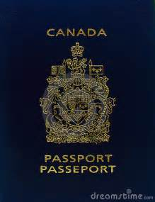 canadian passport royalty free stock photography image