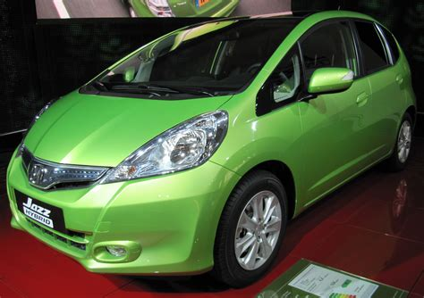 file honda jazz hybrid front quarter jpg wikimedia commons