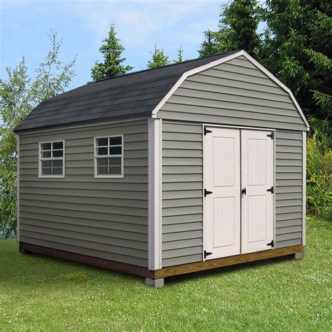 Outdoor Storage Structures Quality Outdoor Structures C1216sc Cedar Cottage