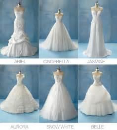 princess themed wedding dresses disney princess weddings on disney wedding