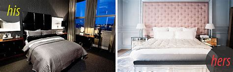 His And Hers Bedroom Decor by His And Hers Feminine And Masculine Bedrooms That Make A