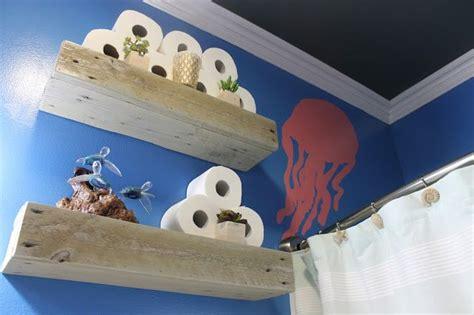 under the sea themed bathroom hometalk diy under the sea themed kid s bathroom