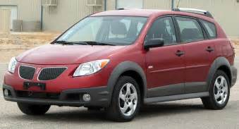 Who Makes Pontiac Vibe 2007 Pontiac Vibe Photos Informations Articles