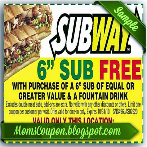 Subway Gift Card Generator 2017 - 1000 images about coupon printable on pinterest code for lowes coupon and panera bread