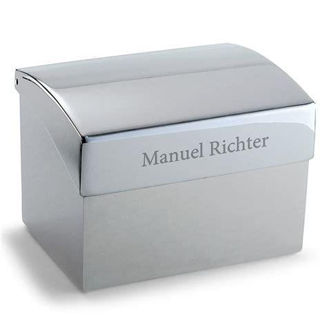 philippi visitenkartenbox mit gravur geschenkideede
