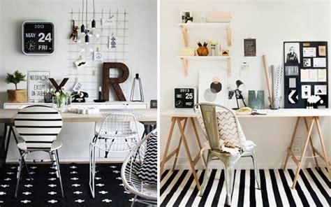decorar varias fotos en una sola ideas low cost para decorar la pared del escritorio
